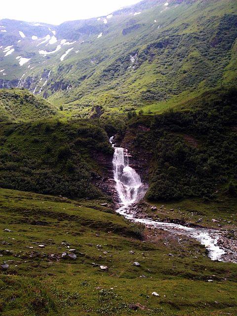 Wasserfallalm im Krumltal